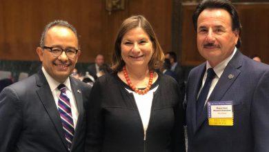 Photo of Alcalde participa en reunión con miembros de CBP