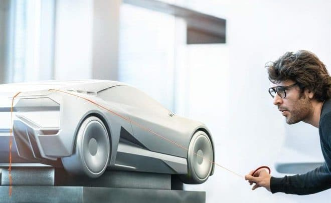 Photo of Mexicano diseña el futuro  BMW