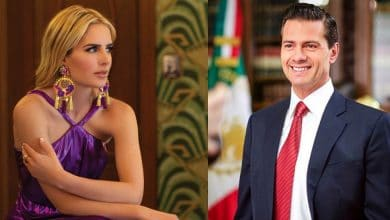 Photo of FOTOS: EPN y su novia disfrazados, ¿tiernos y ridículos?