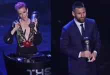Photo of Messi y Rapinoe son los mejores en 2019