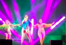 Photo of VIDEO: Pirotecnia golpea y mata a cantante en pleno espectáculo