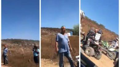 Photo of Sujetos armados impiden paso a motociclistas en Tijuana