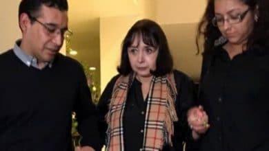 Photo of La Chilindrina da último adiós a su esposo