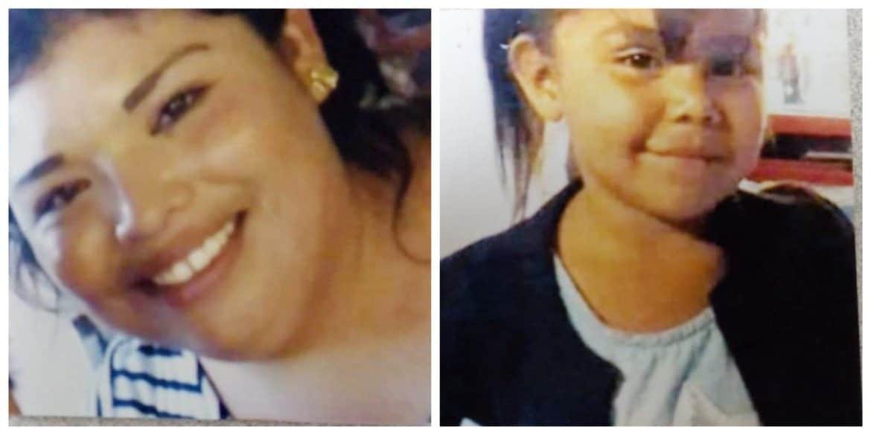 madre e hija desaparecidas Desaparición Forzada