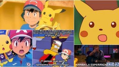Photo of Tras 20 años, Ash gana la liga Pokémon y lo celebran con memes