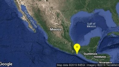Photo of Sismo de magnitud 4.9 sacude estado de Oaxaca