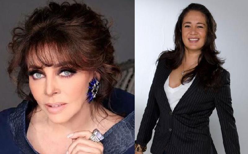 Yolanda Andrade y Verónica Castro se casaron