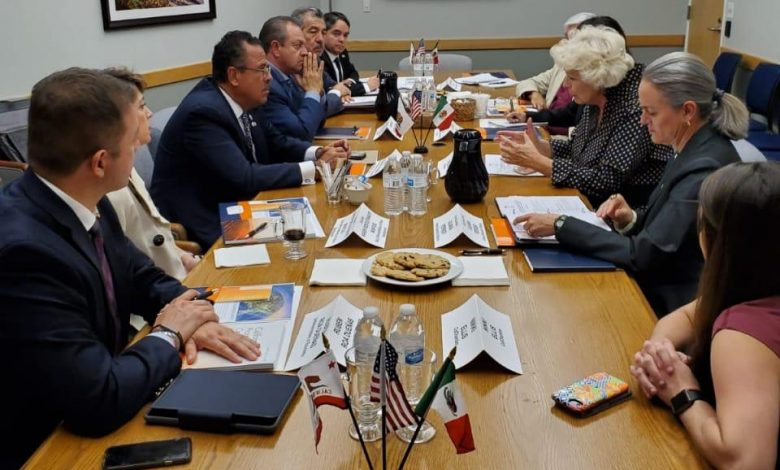 Photo of Mario Escobedo encabeza alianzas con California para detonar economía