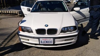 Photo of Agarran a ladrón que robaba farmacias en un BMW