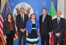 Photo of Presidente Municipal se reúne con funcionarios de la Embajada de EU