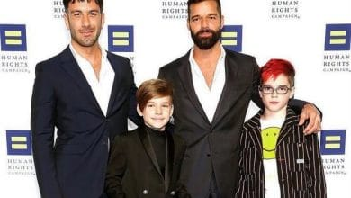 Photo of Nace cuarto hijo de Ricky Martin y su esposo