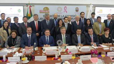 Photo of Kiko Vega en reunión con comisión de fomento vitivinícola de Conago