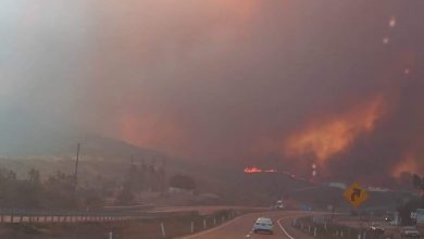 Photo of ALERTA: Incendios disparan contaminación