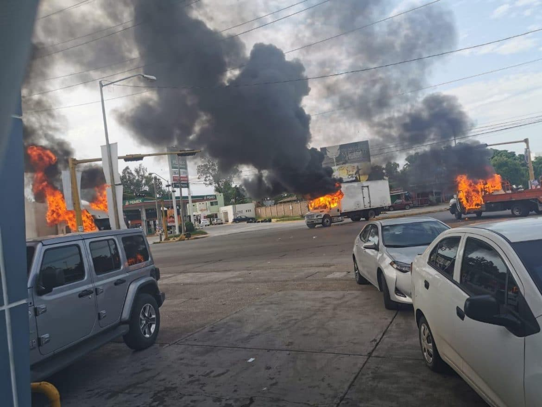 Suspenden clases en Culiacán