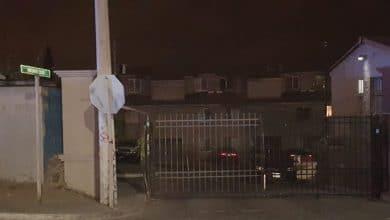 Policía municipal de Tijuana herido de bala