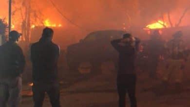 Photo of Incendio en Tijuana deja a varias familias sin hogar
