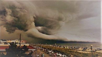 Photo of Terremoto y poderoso tifón golpean Japón