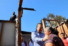 Photo of Apoyará gobierno municipal a familias afectadas por incendios