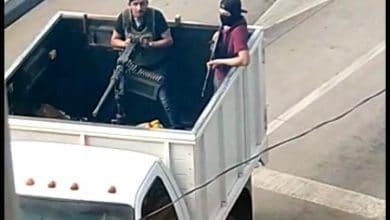 Photo of Pánico en Culiacán por intensa balacera