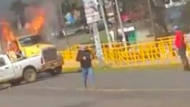 Photo of Grupo armado evita detención de 'el Camaleón' en Michoacán