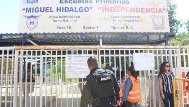 Abusan de menor en primaria de Tijuana