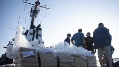 Photo of Guardia Costera incauta droga valorada en millones de dólares