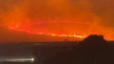 Photo of Embajada de Estados Unidos emite alerta a ciudadanos por incendios en Baja California