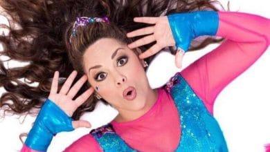 Photo of Tatiana sufre parálisis facial y muestra su rostro