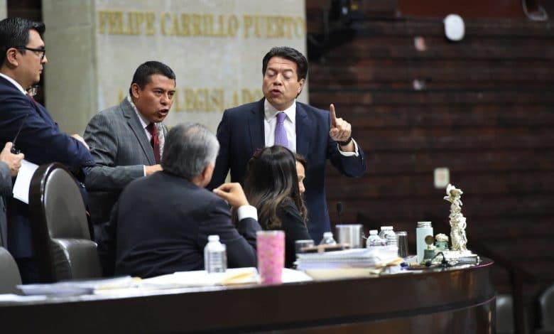 Photo of Gritos, jaloneos, golpes en Cámara de Diputados
