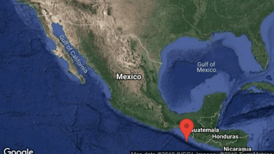 Photo of Terremoto en costa de Chiapas