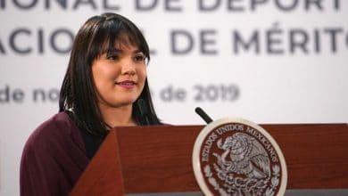 Photo of Alexa Moreno recibe Premio Nacional del Deporte