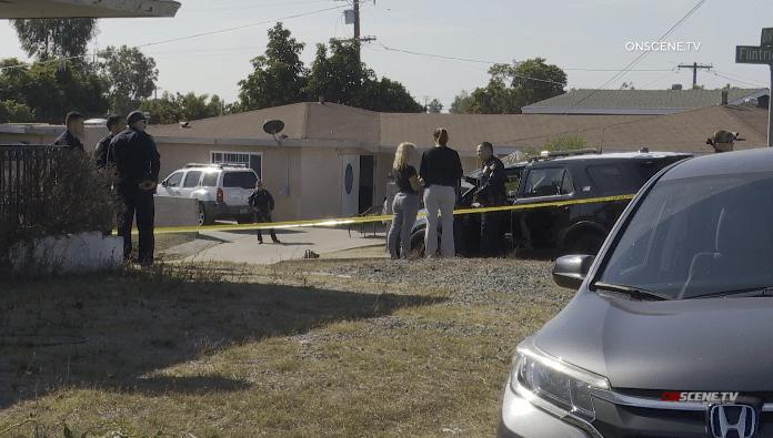 Multihomicidio en San Diego, niños incluídos