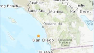 Photo of Tiembla en San Diego