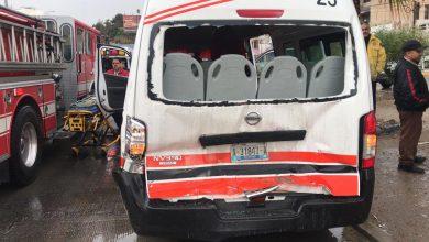 Photo of Choque deja varios lesionados