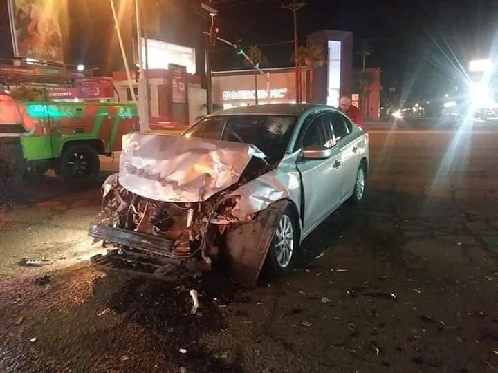 Arranca trágico fin de semana: tres accidentes, cinco heridos