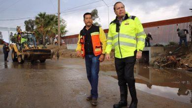 Photo of Presidente Municipal recorre zona afectada por la lluvia