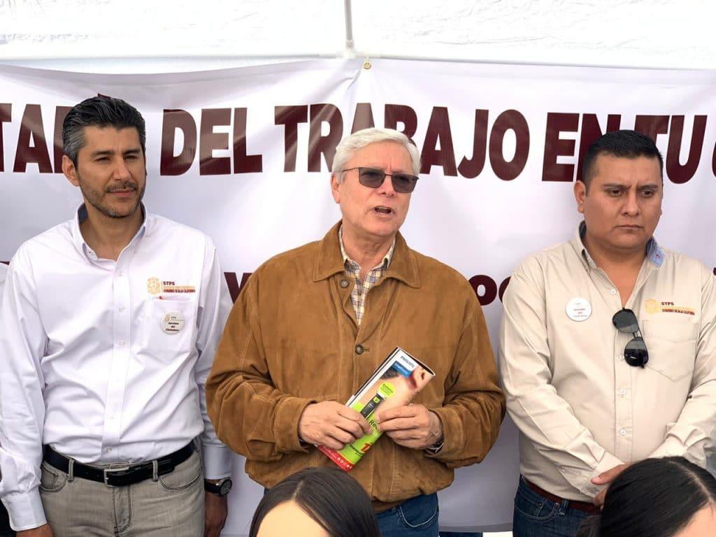 Jaime Bonilla asesoría a trabajadores