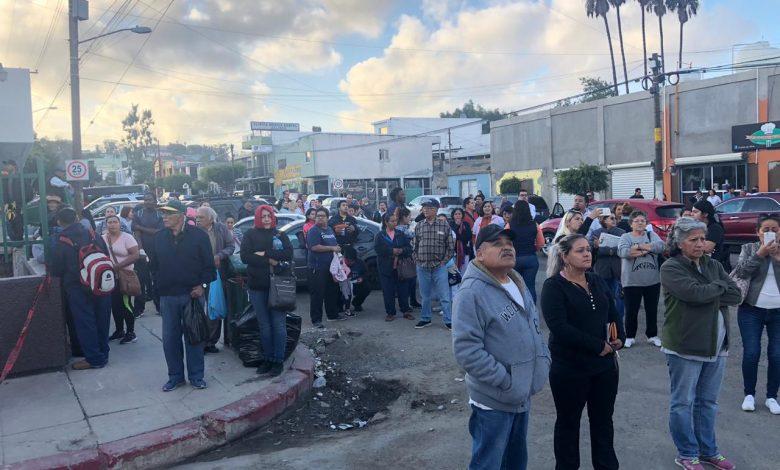 Photo of Evacuación de urgencia en el IMSS por fuga de gas