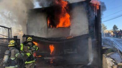 Photo of Policía resulta lesionado en incendio de Tijuana
