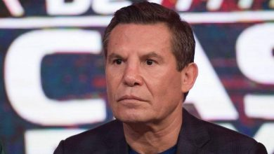 Photo of Julio César critica a Andy Ruiz, asegura está perdiendo piso