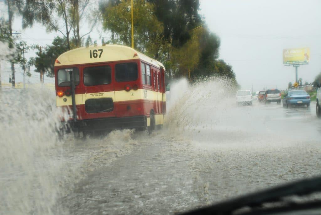 Advierte por lluvias torrenciales para esta semana