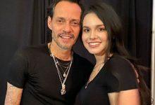 Photo of Tunden a Marc Anthony por foto con Sarita