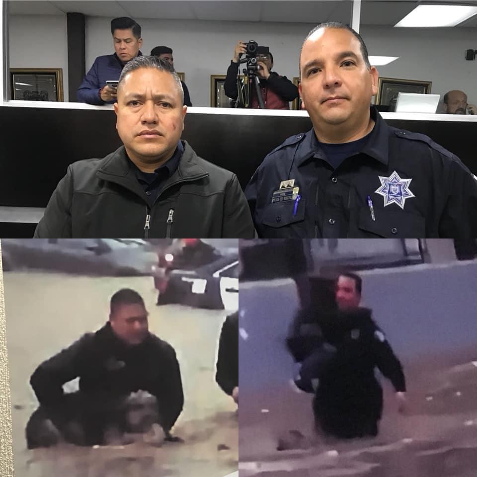 Pusieron en riesgo su vida