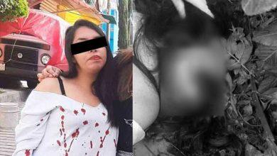 Photo of Asistió a fiesta de disfraces y apareció asesinada frente a primaria