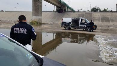 Photo of Hallan cadáver en canalización del Río