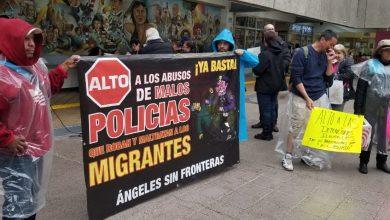 Photo of Migrantes denuncian abusos de la policía de Tijuana