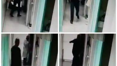 Photo of Médico del IMSS recibe brutal golpe, le fracturaron la quijada