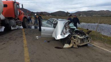 Photo of Joven mujer muere tras chocar con una revolvedora