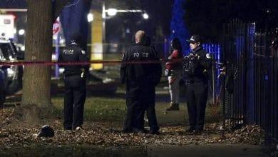 Photo of 13 heridos en tiroteo de Chicago