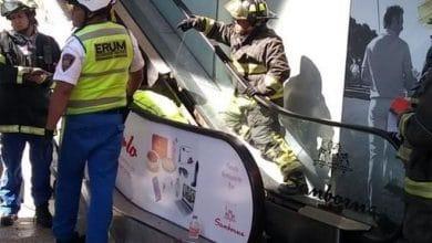 Photo of Muere hombre prensado en escaleras eléctricas